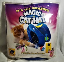 Cat Toy NIP--Magic Cat Hat - £12.94 GBP