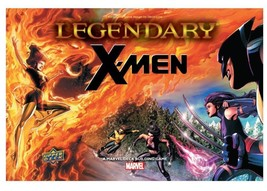 Legendary: Marvel: X-Men - $75.99