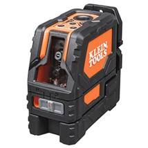 Klein Tools Self-Leveling Cross-Line Laser Level w/Plumb Spot - $214.00