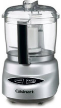 Cuisinart DLC-2ABC Mini Prep Plus Food Processor Brushed Chrome and Nickel - $51.95