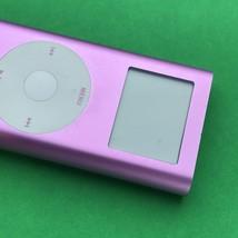 Apple iPod Mini 2nd Generation Pink 4GB Model A1051 - Pink #U4361 - $38.21
