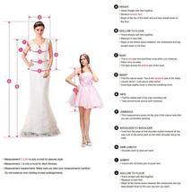 Sleeveless Satin Ruffles High Low Sweetheart Beach Bridal Gown image 4