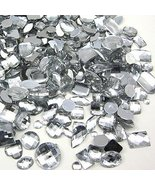 Crystal Gems For Crafts Over 700 Pieces - $14.77