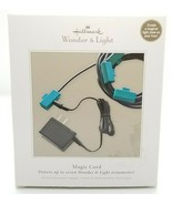 New Hallmark Magic Cord Wonder & Light NOS 2011 Magical Light - $14.84