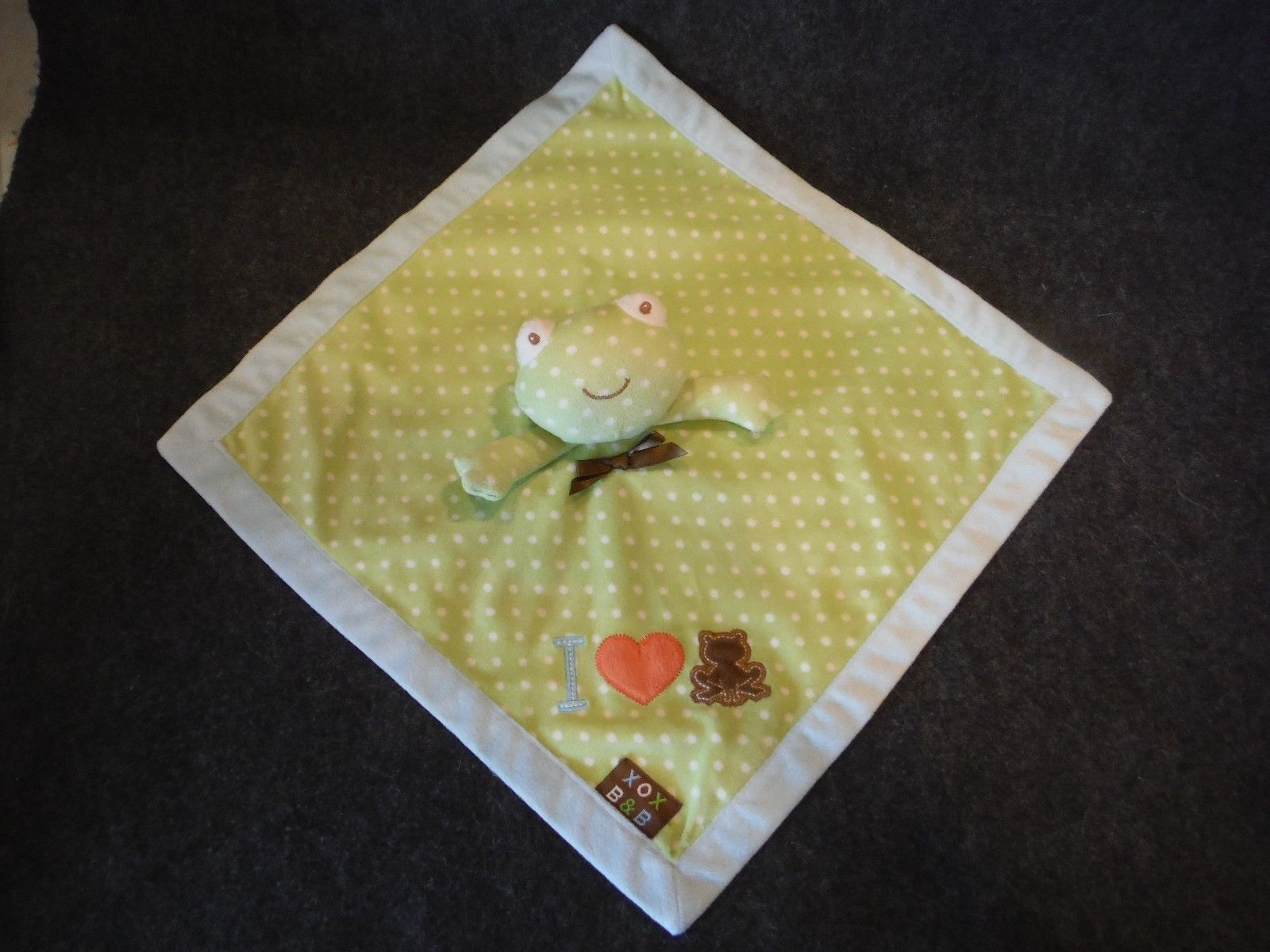 Blankets And Beyond Frog Security Blanket And 50 Similar Items