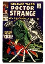 STRANGE TALES #166-comic book-DOCTOR STRANGE/NICK FURY-STERANKO - $62.08