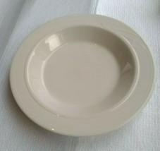 """Homer Laughlin China Lyrica Rimmed Bowls 9"""" - $6.93"""