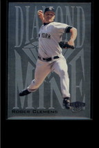 2000 FLEER ULTRA DIAMOND MINE #14 ROGER CLEMENS NM-MT YANKEES - $0.98