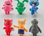 Ew arrival 18cm uglydoll cartoon anime ox moxy babo plush toy uglydog soft stuffed thumb155 crop