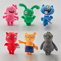 6PC/Lot New Arrival 18cm Uglydoll Cartoon Anime Ox Moxy Babo Plush Toy U... - $38.00