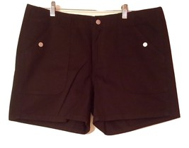 Calvin Klein Jeans Shorts Black Size 12 - $14.99