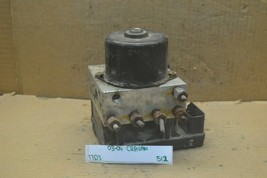 2000-2003 Chrysler Voyager ABS Pump Control OEM P04721427AE Module 512-17d3 - $49.99