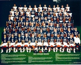 1993 CHICAGO BEARS 8X10 TEAM PHOTO FOOTBALL NFL PICTURE - $3.95