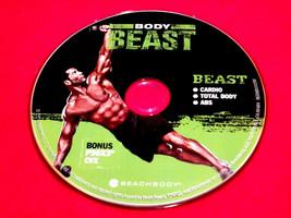 BODY BEAST - BEAST: Cardio + Total Body + Abs + Bonus P90X3 CVX - Fitnes... - $29.95