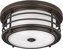 Sea Gull Lighting 7824452-71 Two 7824452-71-Two Light Outdoor Ceiling Fl... - $100.59
