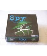 Uberplay Spy 2004 Reiner W Knizia Complete VGC - $14.00