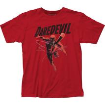 Daredevil Attack T Shirt Mens Licensed Marvel Comic Book Movie Superhero... - £13.68 GBP
