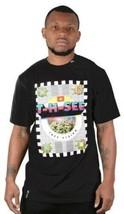 LRG Homme T-H-See Thc 420 Herbe Marijana T-Shirt