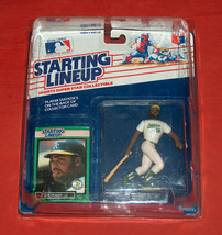 1989 Edition Starting Lineup Dave Parker Oakland A's Athletics In Displa... - $34.63