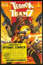 Team X / Team 7 GN NM 1996 Marvel Comic Book - $2.48