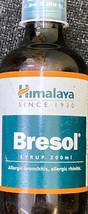 Bresol syrup Allergy Bronchitis allergy Rhinitis 200 Himalaya Herbal Natural - $22.98