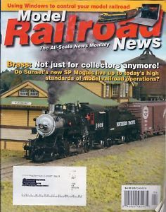 Primary image for Model Railroad News Magazine Vol.15-Issue 4 April 2009