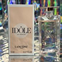 LANCOME IDOLE .17oz 5ml Eau De Parfum Mini SPLASH Travel NIB