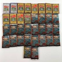 Lot of (34) 2003 Topps Baseball Card Packs - Series 1 & 2 & Total - $59.39