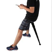 Outdoor Waiting Mini Chair Portable Metro Travel Seat Telescopic Folding... - $26.42
