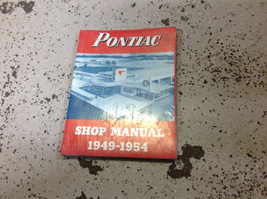 1949 1950 1951 1952 1953 1954 PONTIAC Service Workshop Shop Repair Manua... - $59.39