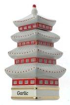 Danbury Mint c1993 Spices of The World Korean Temple Garlic Spice jar - CLT693 - $31.84