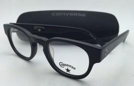 Nuovo Converse Occhiali da Sole Z001 Uf 46-22 140 Nero OPACO Frame W/ - $99.58