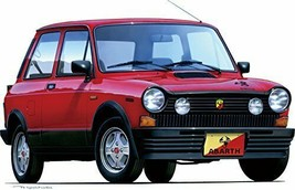 *Fujimi model 1/24 real sports car series No.10 Autobianchi A112 Abarth - $27.00