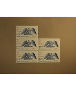 USPS Scott 2355-59 22c 1987 We The people 5 Books Of 20 100 Stamps 20 Panes - $65.91