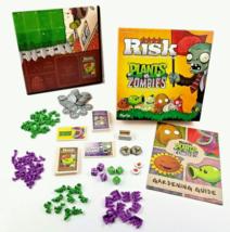 Risk Plants vs Zombies Collectors Edition Game Replacement Parts Pieces ... - $3.99