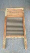 "Vintage National Washboard Co. No. 442 ""Midget"" - $29.69"