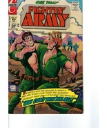Vintage Comic Book -- FIGHTIN' ARMY, No. 109  (May 1973) - $5.00