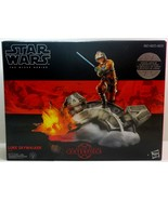 Star Wars Luke Skywalker 02 Black Series Centerpiece Empire Strikes Back - $19.88