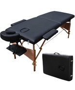 "New 84""L Portable Massage Table Facial SPA Bed Tattoo w/Free Carry Case ... - $99.00"