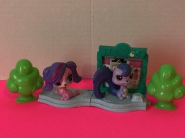 Hasbro Littlest Pet Shop Toy Figures Collection Gift Collectible - $6.26