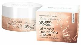 Aroma Magic Almond Nourishing Cream 50gm Anti wrinkle Cream Normal To Dry Skin - $18.87