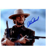 CLINT EASTWOOD  Authentic Original  SIGNED AUTOGRAPHED PHOTO W/COA - $75.00