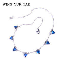 Wing Yuk Tak Fashion Choker Necklace Party Dresses Jewelry Trendy Simple... - $7.99