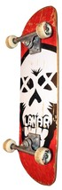 RETRO Late 70's to early 80's. Lamar SKULL Skateboard Complete USED Vintage - $179.99
