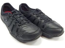 Skechers Rodessa Size 8.5 M (B) EU 38.5 Women's Slip Resistant Work Shoes Black