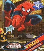 Marvel Ultimate Spider-Man - 48 Pieces Jigsaw Puzzle - v5 - $7.43