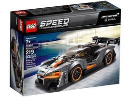 LEGO Speed Champions McLaren Senna 75892 Building Kit [New] - $39.99