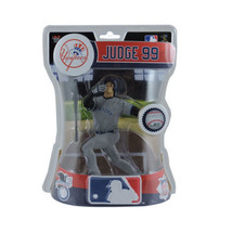 "AARON JUDGE NEW YORK YANKEES 2017 MLB ROOKIE FIGURE 6"" BASEBALL IMPORT D... - $26.98"