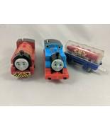 Mattel Thomas Victor Motorized Train Engine Sodor Sauce Car Lot  - $12.95