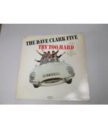 Dave Clark 5 Try Too Hard vinyl album mono LN 24198 - $9.49